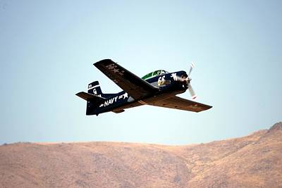 Photograph - Bearcat To Altitude by Michael Courtney