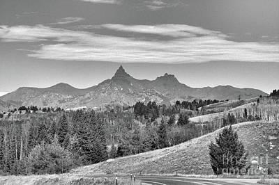 Photograph - Beartooth Pass by Carole Martinez