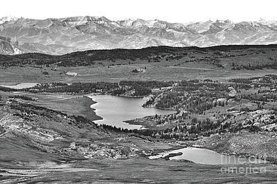Photograph - Beartooth Pass Summit by Carole Martinez