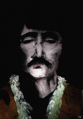 Pepper Painting - Beatle John by Nicholas Ely
