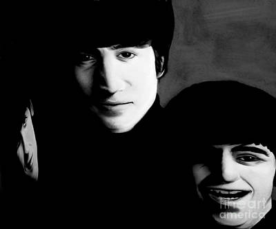 Photograph - Beatles by Amar Sheow