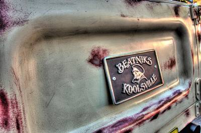 Photograph - Beatniks - Koolsville by Ian  Ramsay