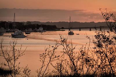 Photograph - Beaufort At Sunrise by Steven Greenbaum