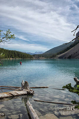 Photograph - Beauiful Lake Maligne by Patricia Hofmeester