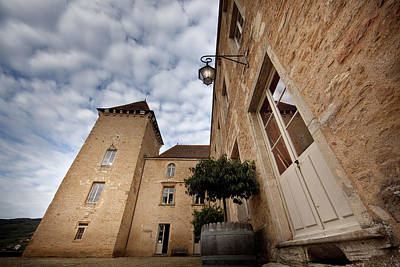 Photograph - Beaujolais Winery by John Magyar Photography
