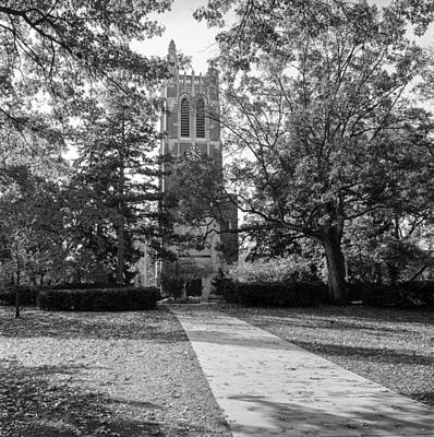 Photograph - Beaumont Tower by Larry Carr