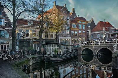 Beautiful Alkmaar Art Print