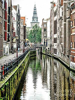 Photograph - Beautiful Amsterdam by Phyllis Kaltenbach