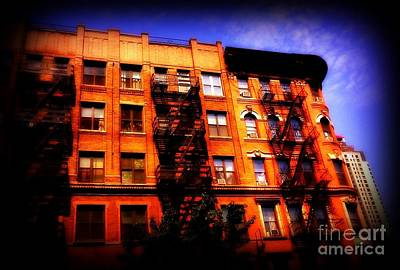 Photograph - Beautiful Architecture Of New York by Miriam Danar
