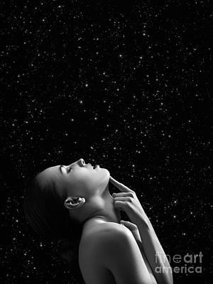 Arouse Photograph - Beautiful Aroused Woman by Aleksey Tugolukov