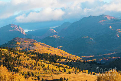 Photograph - Beautiful Autumn Day Near Victor Colorado by Steve Krull