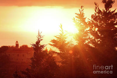 Photograph - Beautiful Autumn Landscape by Anna Om