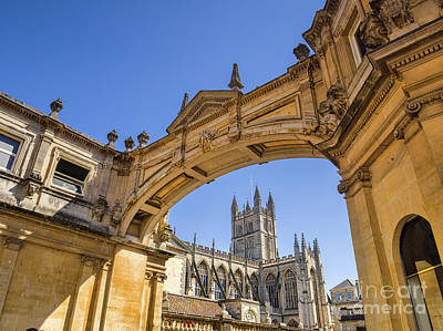 Photograph - Beautiful Bath by Colin and Linda McKie