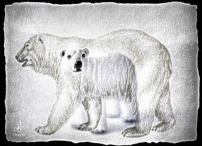 Photograph - Beautiful Bears by Pennie McCracken