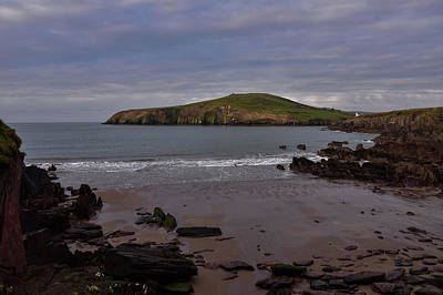 Photograph - Beautiful Bin Ban Beach, Dingle by Barbara Walsh