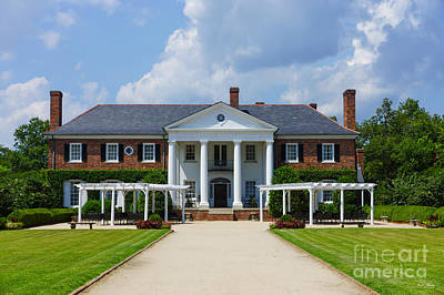 Photograph - Beautiful Boone Hall Plantation by Jennifer White