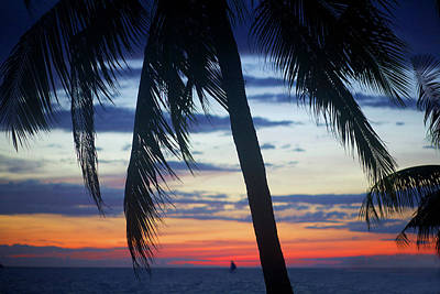 Photograph - Beautiful Boracay Sunset by Christopher Rowlands