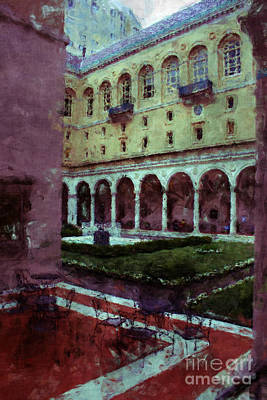 Photograph - Beautiful Boston Library by Julie Lueders