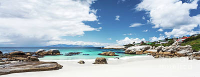 Photograph - Beautiful Boulders Beach Landscape by Anna Om