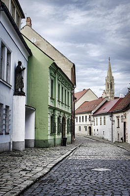 Photograph - Beautiful Bratislava by Heather Applegate