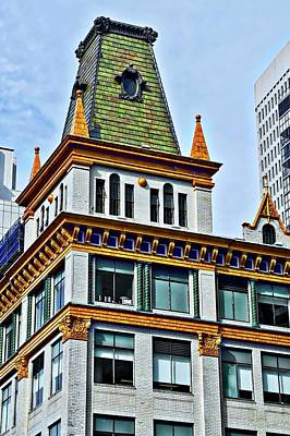 Photograph - Beautiful Building In Sydney by Kirsten Giving
