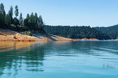 Photograph - Beautiful Bullard's Bar Reservoir by Jim Thompson