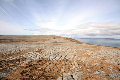 Fanore Photograph - Beautiful Burren by John Quinn