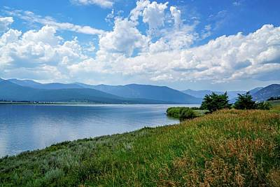Summer Photograph - Beautiful Calm Waters by Ric Schafer