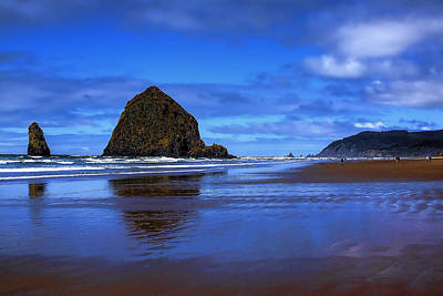 Photograph - Beautiful Cannon Beach by David Patterson