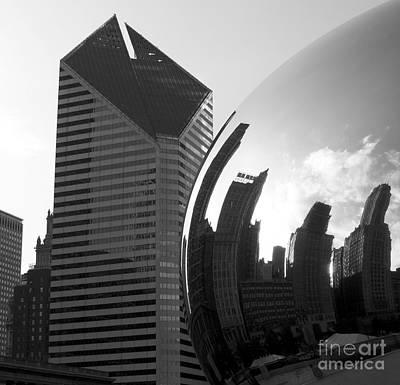 Beautiful Chicago Original by Chris Litschka