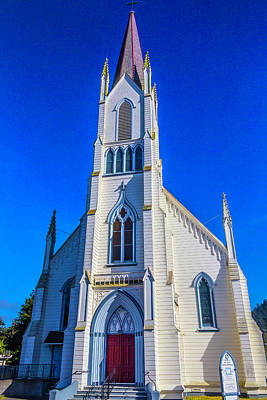 Photograph - Beautiful Church Of The Assumption by Garry Gay