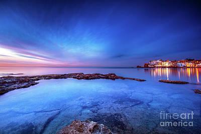 Photograph - Beautiful Coastal City by Anna Om