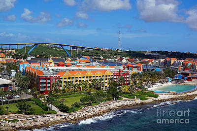 Photograph - Beautiful Curacao by Sue Melvin