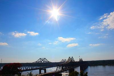 Photograph - Beautiful Day In Vicksburg by Karen Wagner