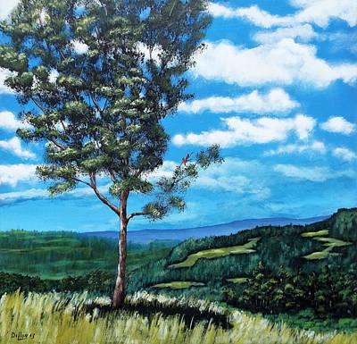Beautiful Day Original by Michael Dillon
