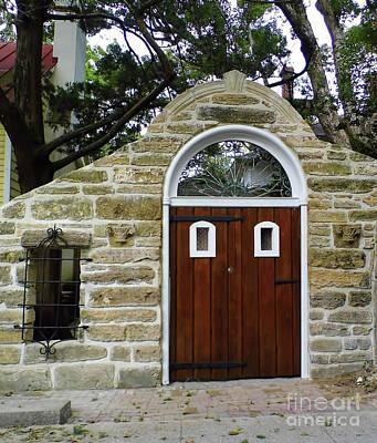 Photograph - Beautiful Doorway by D Hackett