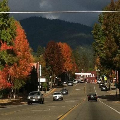 California Wall Art - Photograph - Beautiful Fall Day! by Jennifer Beaudet