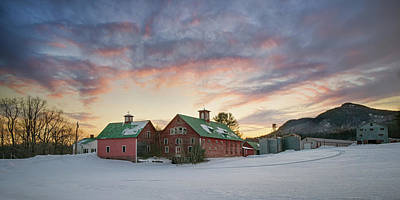 Photograph - Beautiful Farmhouse In Bethel by Darylann Leonard Photography