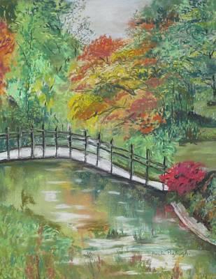 Painting - Beautiful Garden by Paula Pagliughi