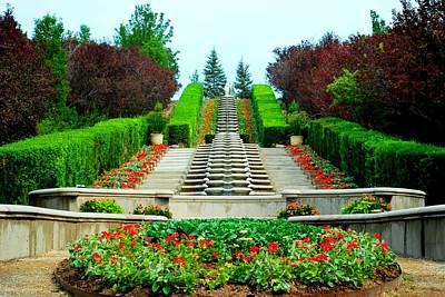 Photograph - Beautiful Gardens by Matt Harang