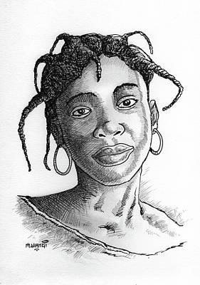 Beautiful Girl Original by Anthony Mwangi