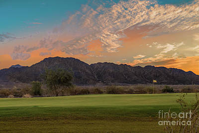 Photograph - Beautiful Golf Course by Robert Bales