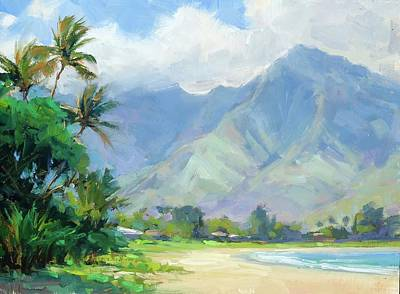 Painting - Beautiful Hanalei by Jenifer Prince