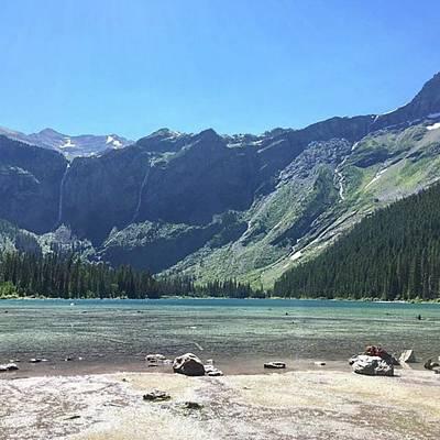 Photograph - Beautiful Hike, Beautiful Lake! by Patricia And Craig