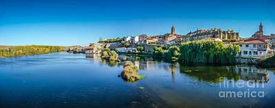 Photograph - Beautiful Historic City Alba De Tormes, Castilla Y Leon, Spain by JR Photography
