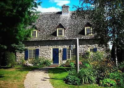 Photograph - Beautiful Home ... by Juergen Weiss