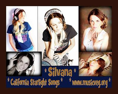 Beautiful Images Of Hot Photo Model Original by Silvana Vienne