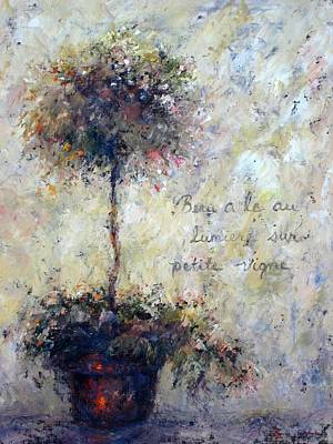 Painting - Beautiful Is The Light by Bonnie Goedecke