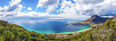 Photograph - Beautiful Landscape Panorama by Anna Om