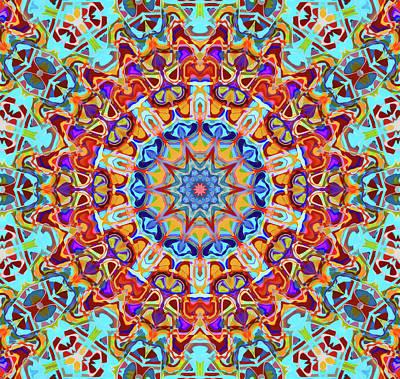 Beautiful Mandala Art Print